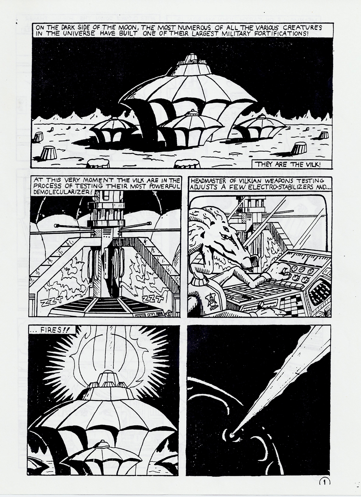 Psychemaster Page 01