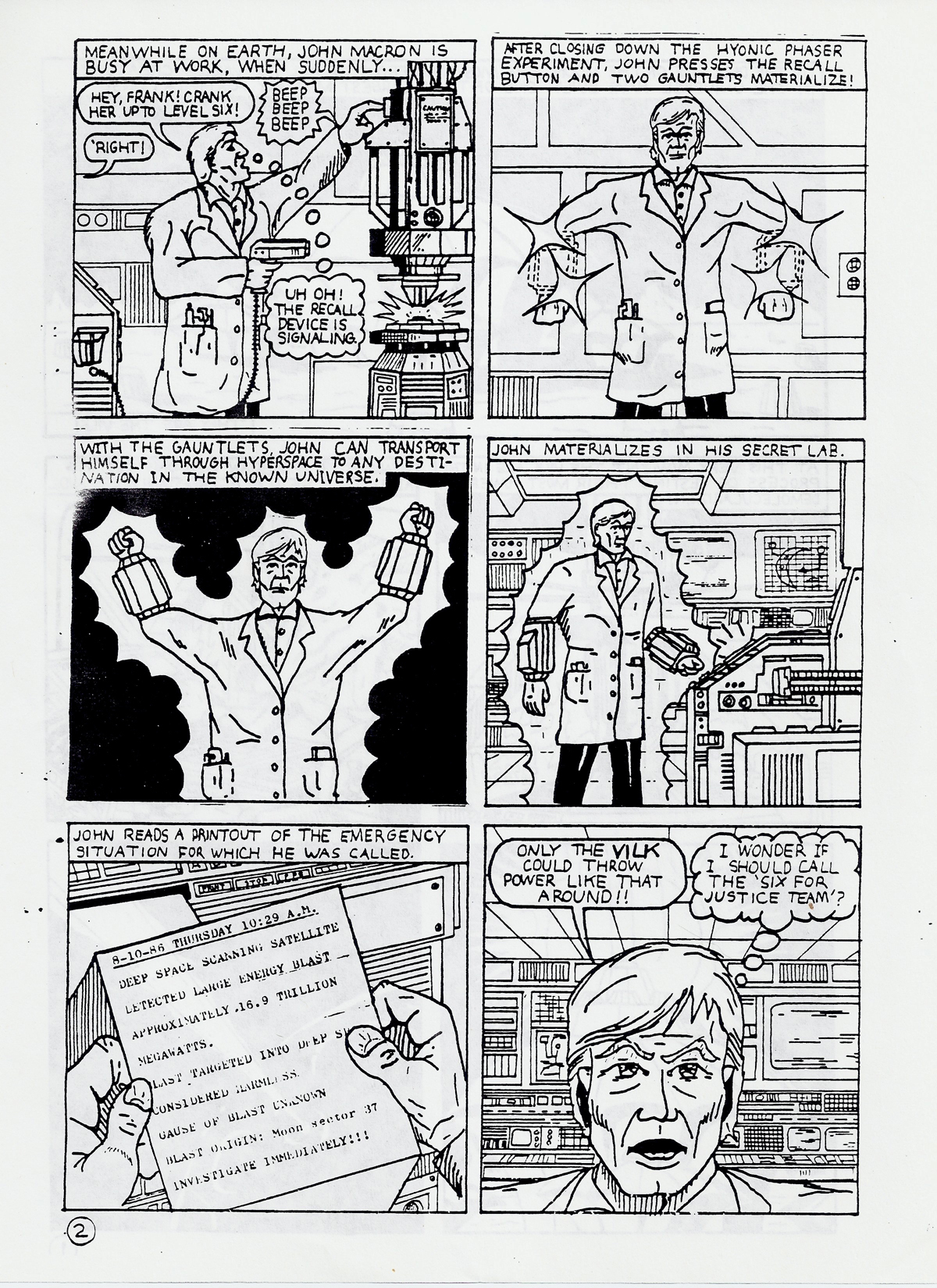 Psychemaster Page 02